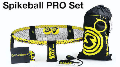 Spikeball PRO Set - Testsieger unter den Spikeball Sets