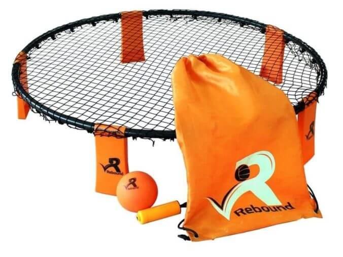 Rebound Set - alternativer Anbieter eines Spikeball Spiels