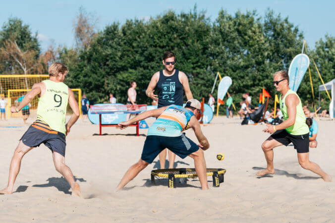 Paulaner Beach Days - Haltern 2018