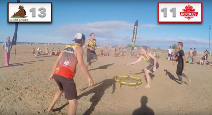 Spikeball Grand Slam Finals 2016 (Video)
