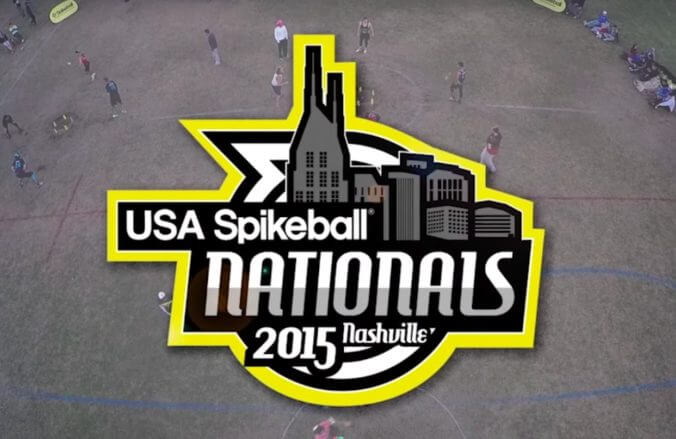 USA Spikeball Nationals - Finals Match 2015 (Video)