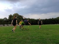 Spikeball Turnier am Bootshaus in Kassel – 30.9.2018