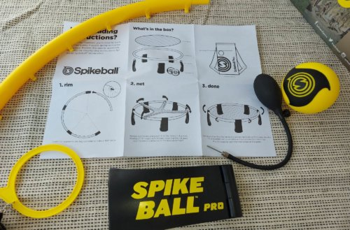 Zubehör vom Spikeball PRO Set