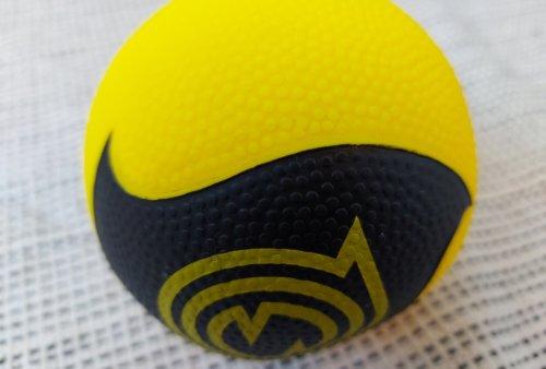 Die Beschichtung vom Spikeball PRO Ball