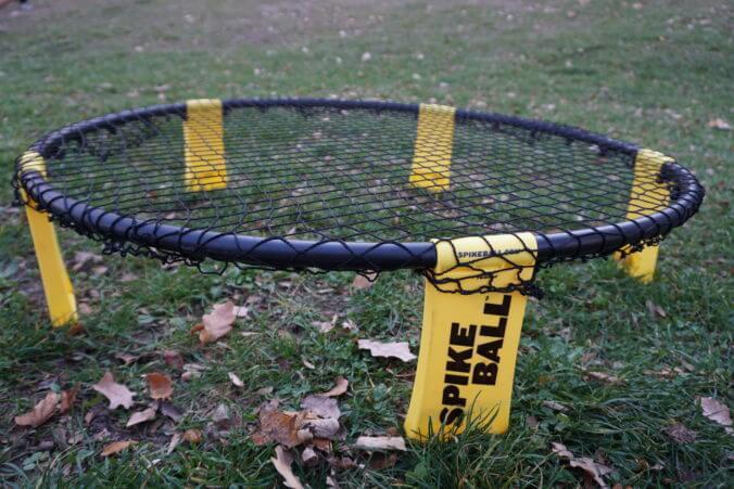 Testbericht: Spikeball Set