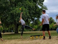 Spikeball Open (Mixed) Frankfurt am Main – Januar 2019