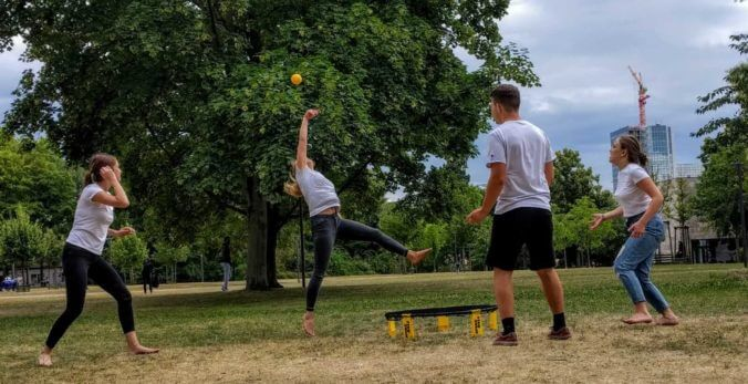Spikeball Open (Mixed) Frankfurt am Main - Januar 2019