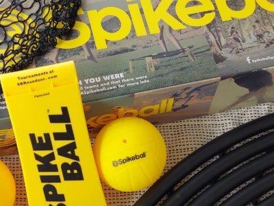 Testbericht: Spikeball Standard Set