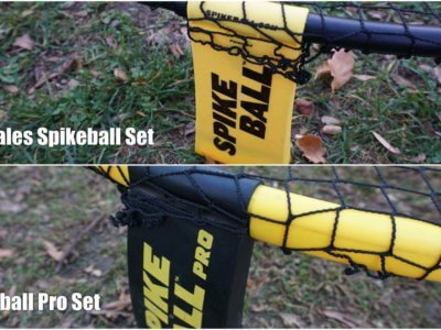 Unterschied Spikeball PRO SET und Spikeball SET