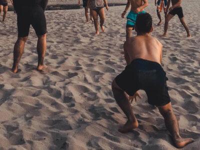 Verteidigung beim Spikeball – Spikeschool