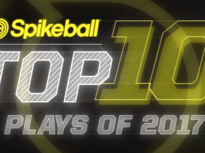 Top 10 Spikeball Plays of 2017 – Video