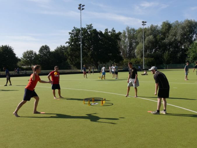 Aachener Spikeball Open 2019