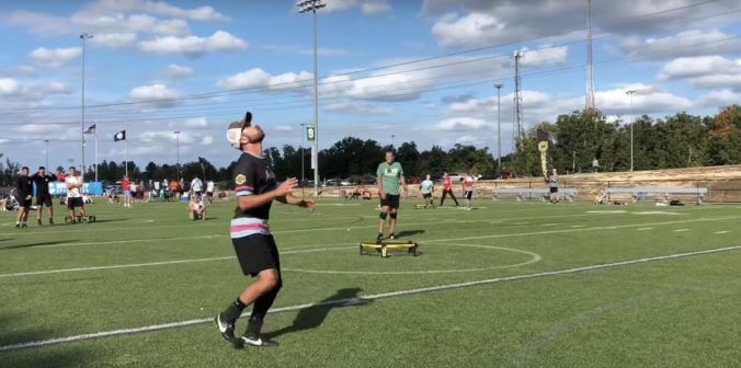 Die nation Spikeball Highlights 2019