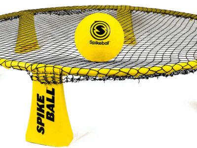 Spikeball Rookie Set für Kinder – größerer Ball, größeres Netz
