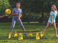 Spikeball als kontaktfreier Sport zu Corona Zeiten