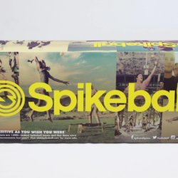 Verpackung vom klassischen Spikeball Set