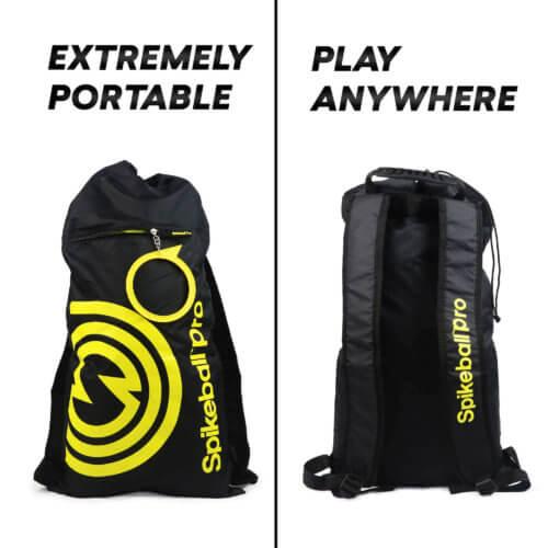 Die Tasche vom Spikeball Pro Set