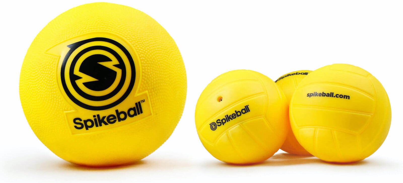 Die verschiedenen Spikeball Bälle