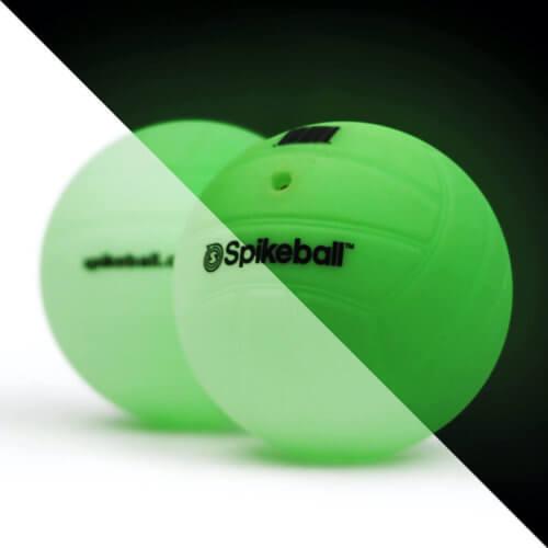Leuchtet im Dunklen - der glow ball