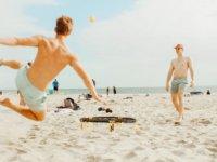 Sommerzeit ist Spikeball Zeit