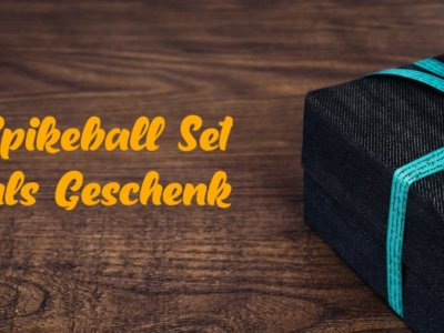 Gesund schenken: Spikeball Set & Roundnet Workshops