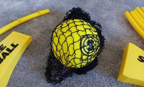 Rookie Spielball, Netz und Rahmenteile