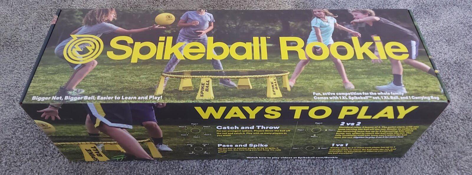 Das Spikeball Rookie Set für Kinder