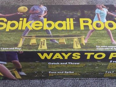 Testbericht: Spikeball Rookie Set für Kinder