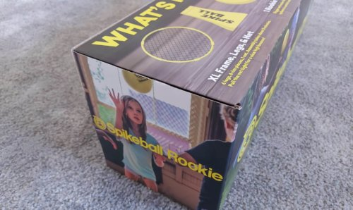 Verpackung vom Spikeball Rookie Set