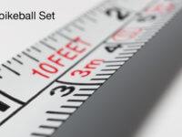 Abstände und Distanzen im Spiel zum Spikeball Set – Regelwerk